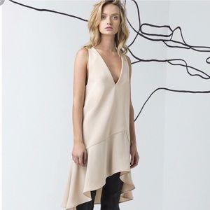 NWT C/MEO Collective Sleeveless Easy Love Dress